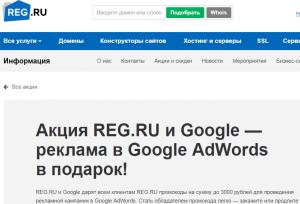 Схема заработка на купонах Google AdWords