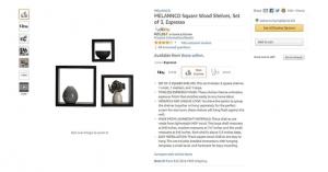 Типы листингов (объявлений) на Amazon