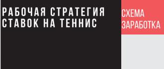 Стратегия ставок на теннис Алексея Лопатинского
