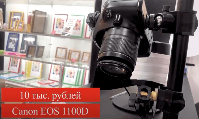 Оборудование для профессиональной фотосъёмки