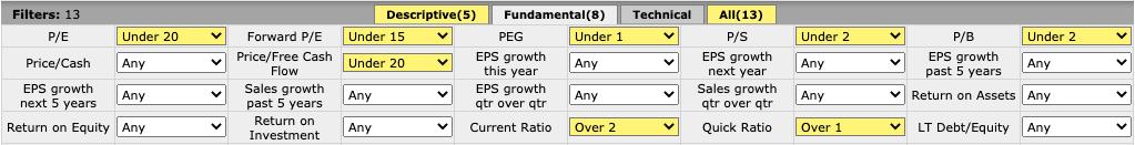 Добавляем добавим Quick Ratio и Current Ratio